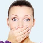 Você realmente sabe se tem ou não mau hálito?